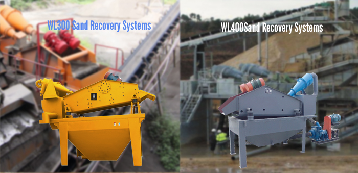 Sand Recovery Systems